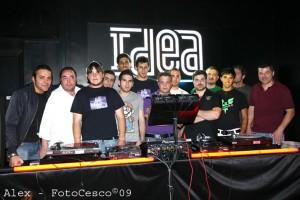 Dj Convention IDEA Gruppo dj