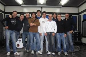 Foto Gruppo IV Corso dj UD 2010